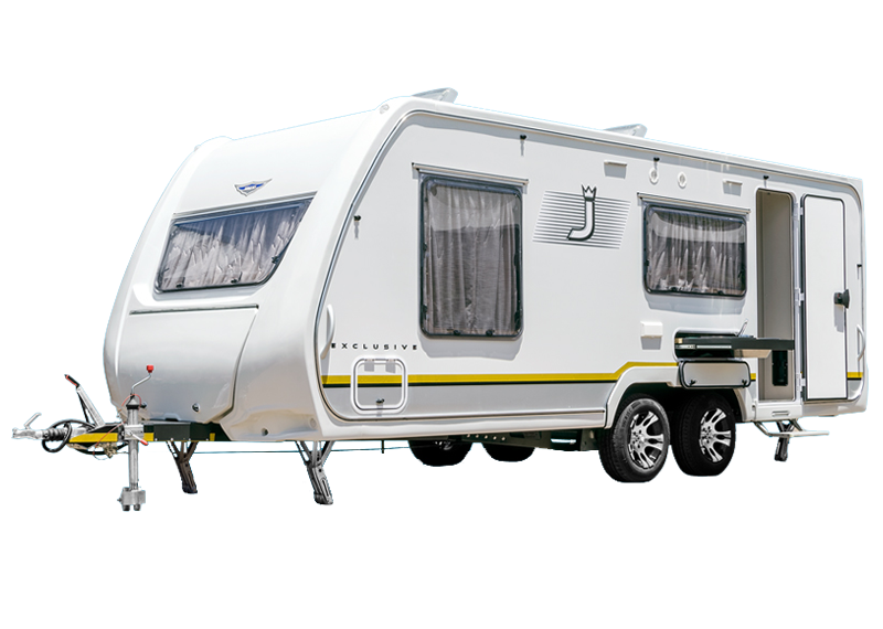 New & Pre-owned Caravans