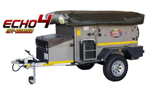 Echo 4 Off-road trailer